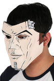 Xcoser Borderlands Handsome Jack Deluxe Resin Mask Cosplay and Halloween Props with Xcoser Logo