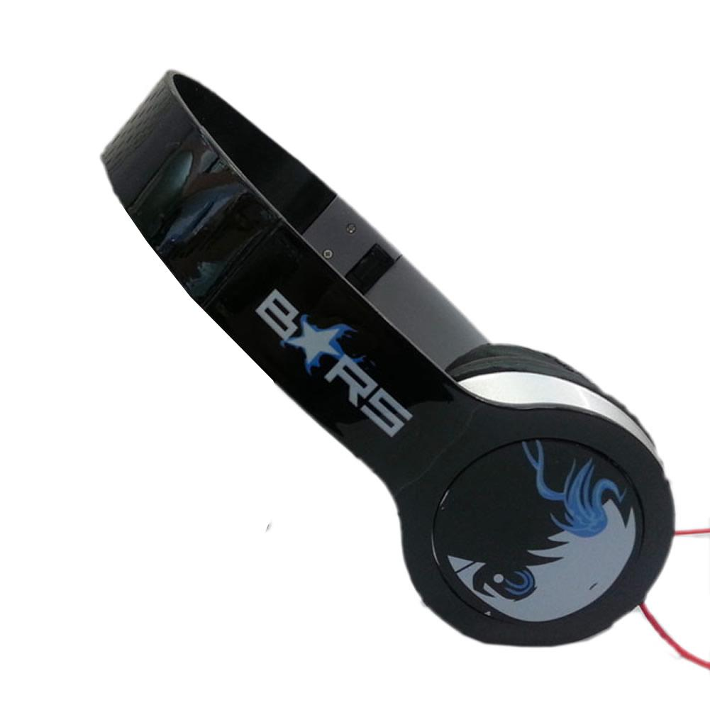 Black Rock Shooter Headphones