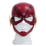 Xcoser Cosplay The Flash Mask The TV New Version Full Head Flash Mask Flash Cosplay Helmet