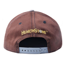 Game Hearthstone Cosplay Peaked Cap with Hearthstone Logo - Xcoser Costume