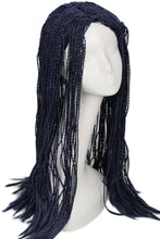Xcoser Tim Burton's Corpse Bride Emily Cosplay Wig Afro Hairstyle Dreadlocks Cosplay Props