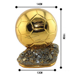 FIFA World Cup 2014 World Cup Ballon d'Or Trophy Model For Football Fans - Xcoser Costume