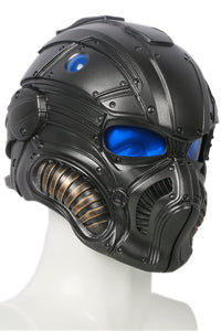 Xcoser Onyx Guard Helmet COG Combat Helmet Game Gears of War Cosplay Helmet