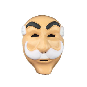 Xcoser Mr. Robot Mask Cosplay Props