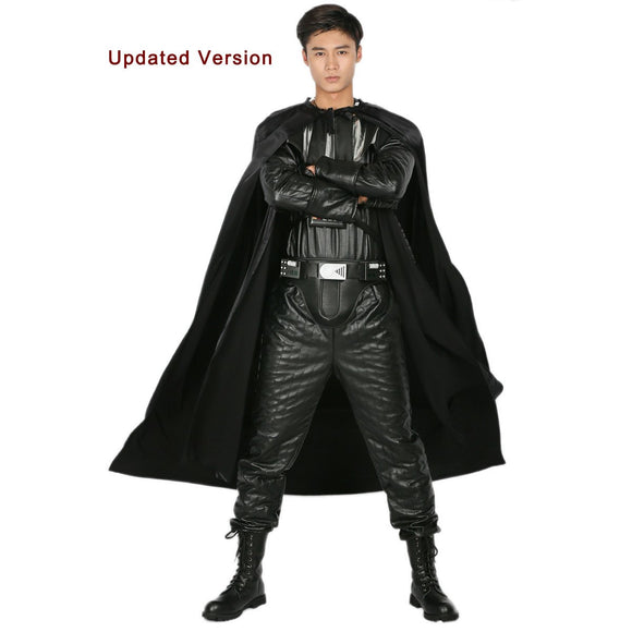 Xcoser Star Wars Updated Darth Vader Costume For Halloween Adult Cosplay