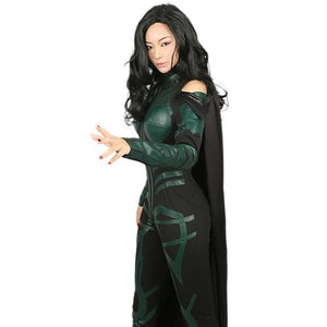 Xcoser Free Global Shipping Thor: Ragnarok Hela Cosplay Costume