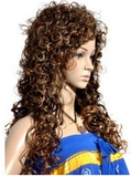 Michael Jackson Cosplay Michael Jackson Costume Wig Hair for Halloween Party