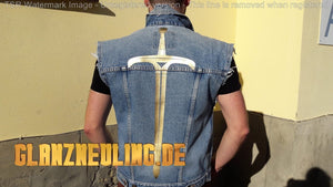 XCOSER The Hot & New Arrival Movie Ready Player One Cosplay Wade Owen Watts/Parzival Brand New Cowboys Jacket