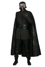 Halloween Cosplay XCOSER Brand New Star Wars: The Last Jedi Cosplay Kylo Ren Updated Version Full Set PU Costume With New Golden Thread Design Vest