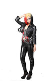 Xcoser Batman: The Enemy Within Cosplay Harley Quinn Full Set Costume