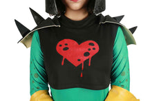 Halloween Cosplay XCOSER Wander Over Yonder Anime Cosplay Lord Dominator Full Set Costume