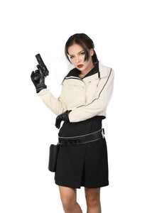 Halloween Cosplay XCOSER Solo: A Star Wars Story Cosplay Qi'ra Full Set Costume
