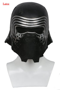 Xcoser Star Wars: The Force Awakens Movie Cosplay Kylo Ren Full Head Helmet Mask