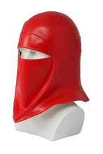 Halloween Cosplay XCOSER Star Wars Emperor's Royal Guard Red Full Head Mask