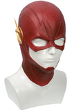 Xcoser The Flash Red Latex Fullhead Helmet Movie Cosplay Mask