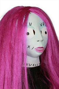 XCOSER The Nightmare Before Christmas Cosplay Sally Full Head Helmet