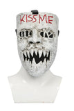XCOSER The Purge: Anarchy Cosplay Masked Murderer Horrible Mask Costume Halloween Mask