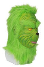 Xcoser How the Grinch Stole Christmas Movie Cosplay Grinch Full Set of Costume
