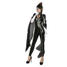 Bayonetta Black PU Costume Game Cosplay - Xcoser Costume