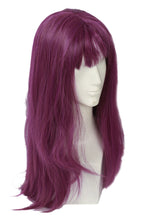 Xcoser Descendants 2 Movie Cosplay Mal Purple Wig Accessory