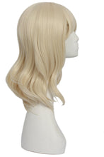 XCOSER Atomic Blonde Movie Cosplay Lorraine Broughton Light-Yellow Wig Accessory