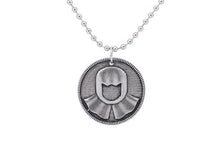 Xcoser Game of Thrones Faceless Man Coin Arya Stark Necklace