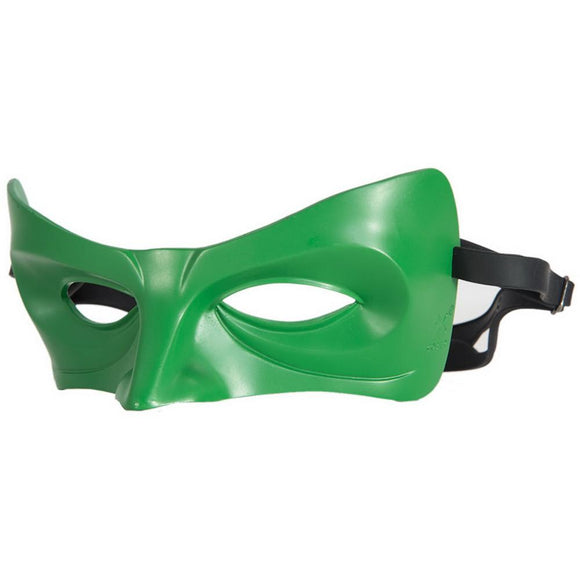 XCOSER Lantern Green Eye Mask Costume Props for Halloween Masquerade Party Resin