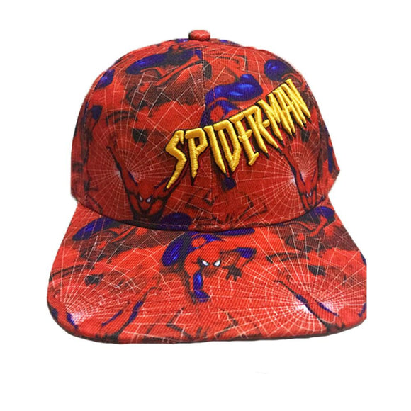 XCOSER Marvel Derivative Spider-Man Related Embroidered Hat