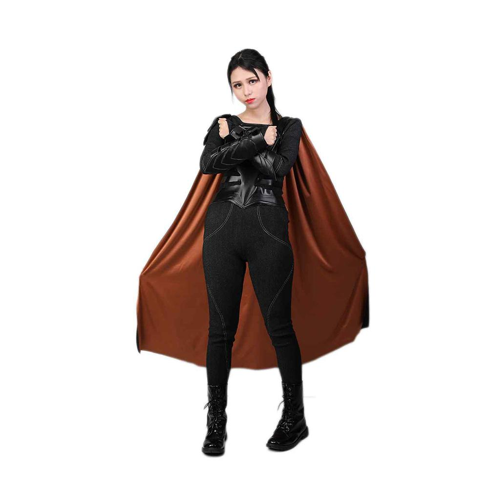Halloween Cosplay XCOSER Supergirl Season 3 Cosplay Reign Full Set Cosplay Costume