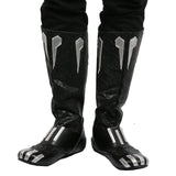 Halloween Cosplay XCOSER Hot New Arrival Black Panther Cosplay TChalla PU Boots