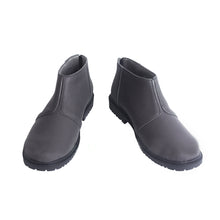 Halloween Cosplay XCOSER Detroit: Become Human Connor Black PU Shoes