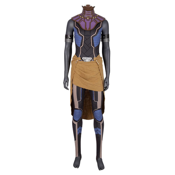 Xcoser Black Panther Shuri Cosplay Costume