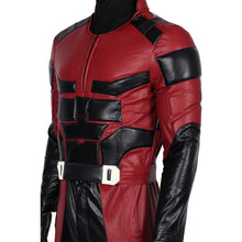Daredevil Outfits Black PU Costume for Daredevil Cosplay - Xcoser Costume