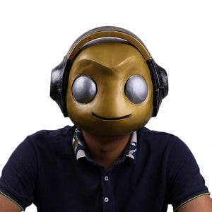Halloween Cosplay Overwatch Lucio Mask