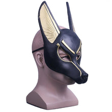 Halloween Cosplay God of the Egyptians Anubis Mask