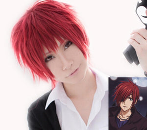 Lavi Bookman Jr. wig