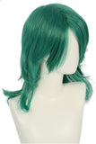 Halloween Officer Jenny Cosplay Wig Pokemon Anime Costume Wigs Hair Accessories - Xcoser Costume