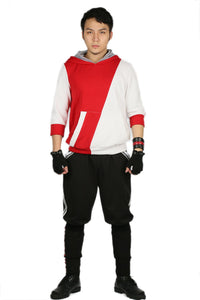 Pokemon GO Full Set of Outfits Game Cosplay Costume for Men