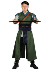 Xcoser Baron Mordo Cosplay Costume Doctor Strange Movie Mordo Outfit in Custom Made