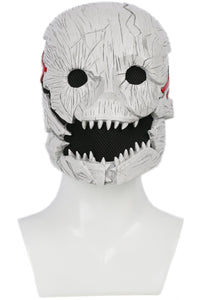 Xcoser Dead by Daylight Mask Half Head Helmet the Trapper Cosplay Props with Xcoser Logo