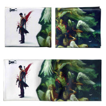 Devil May Cry Wallet Simple And Durable Short Bifold Mens Wallet Purse Personalized Wallet Gift - Xcoser Costume