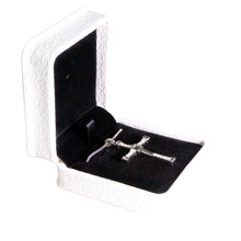 Dominic Toretto Necklace Fast and Furious 7 Dominic Toretto Silver Cross Necklace - Xcoser Costume