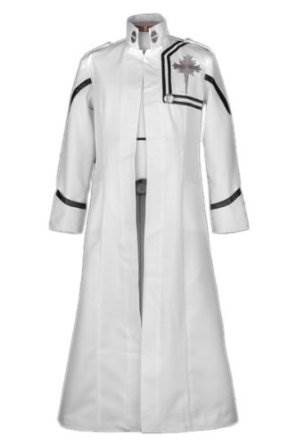 D Gray-man Komui Lee Black Order Supervisor Cosplay Costume - Xcoser Costume