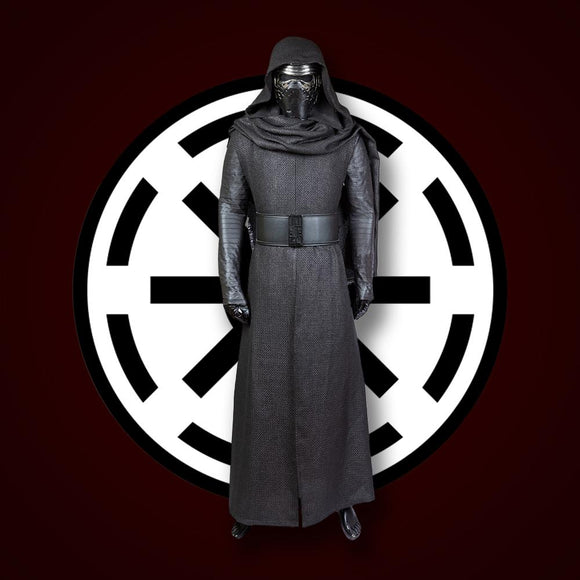STAR WARS THE FORCE AWAKENS: Kylo Ren Premier Costume Ensemble Without Helmet (Pre-Order) - Xcoser International Costume Ltd.
