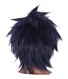 Gray Fairy Tail Wig Anime Fairy Tail Gray Fullbuster Cosplay Wig - Xcoser Costume