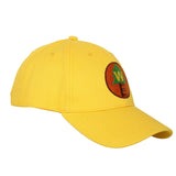Xcoser Up Russell Cap Yellow Embroidered Style Baseball Cap Hat Ressell Cosplay Props