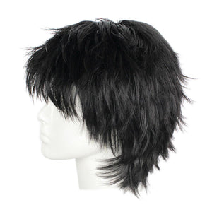 Bayonetta 2 Bayonetta Wig Black Short High Temperature Silk Wig - Xcoser Costume