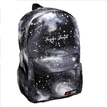Taylor Swift Starry Sky Backpack Unisex Leisure Bag