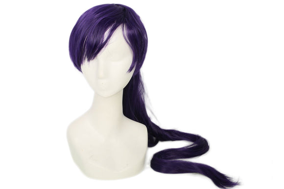 Overwatch Widowmaker Purple Ultra-long Ponytail Hair Wig for Widowmaker Cosplay