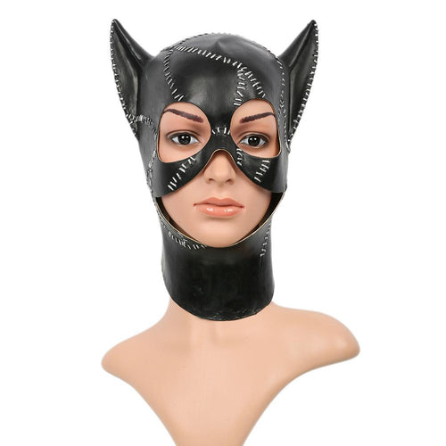 Batman Return Catwoman Mask